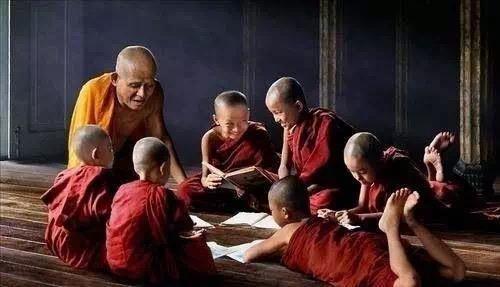 佛教师徒小故事告诉你 什么叫温情