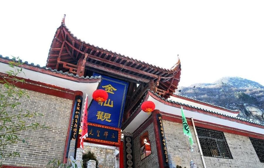 一位古代韩国仙人的中国修仙之旅