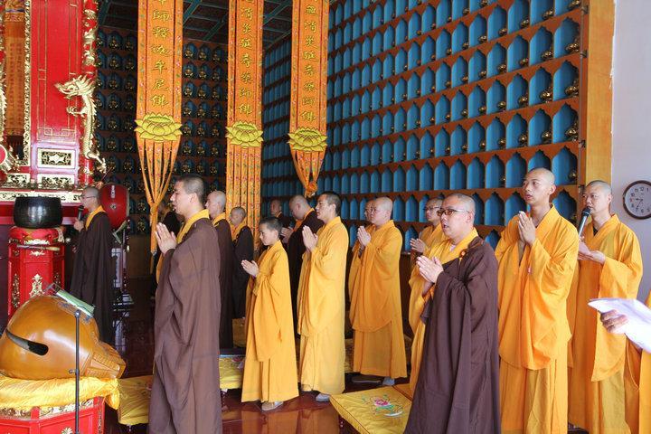 能海上师:僧团应该共同遵守的六条原则