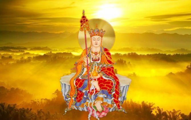 梦参老和尚:求地藏菩萨都能满你的愿
