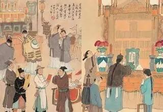 青城山道教学院中元超荐亡灵道场法会开坛,善信冒雨参与