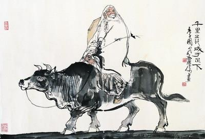 洞天传说:太白山的道教信仰竟还与老子骑的青牛有关