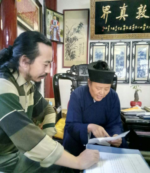 玄门风范:宠辱不惊 莫忘初心丨专访吴诚真方丈