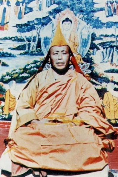 五台山名僧:清海上师