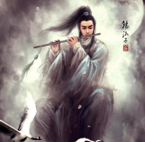 韩湘子出身于儒学之家 怎么最后得道入八仙了?