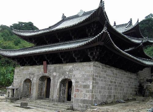 天师府建筑文化
