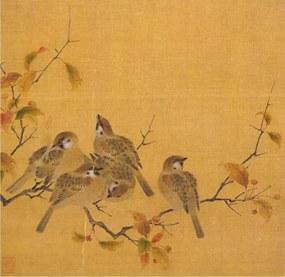 穿越千年的秋色·宋画里的秋天