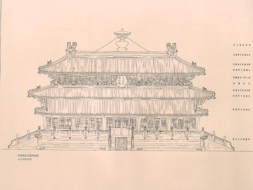 精雕细琢 匠心独运:细品钦安殿的溜金斗拱