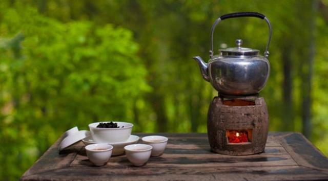 茶与道教:茶爽添诗句,天清莹道心