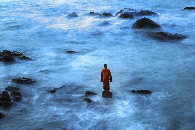 他说:遇到佛法前 全家人只有我活着
