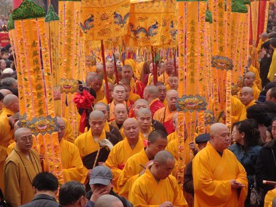 佛教中国化对实现外来文化中国化的启示
