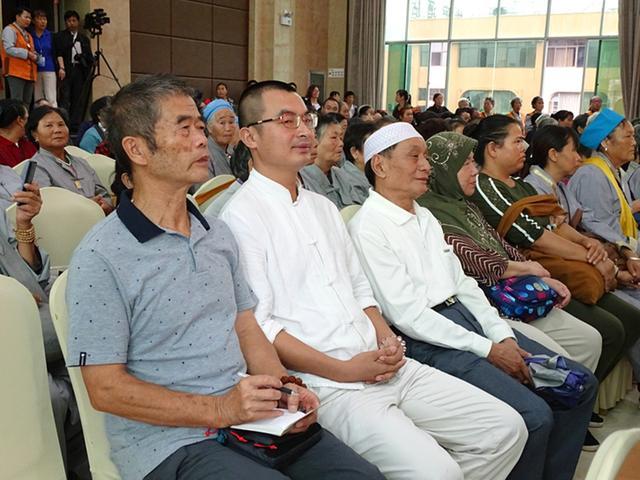 云南佛教2017年讲经交流会在文山开幕