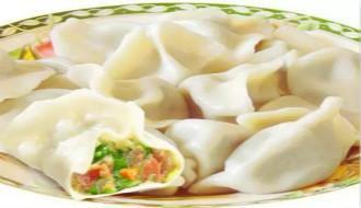 不同饺子馅的寓意 你知道吗?