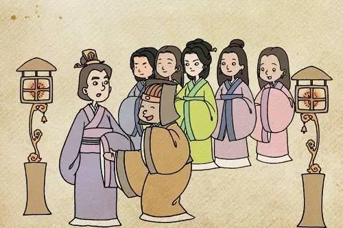 秦楚韩魏赵燕齐地图