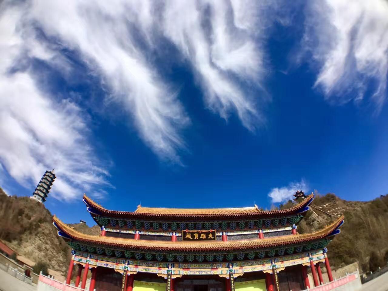 甘肃永昌大觉寺追思常信老和尚法会通启