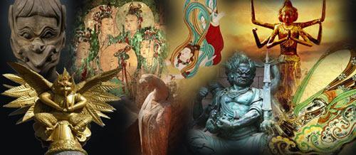 揭秘佛教天龙八部