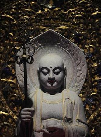 十二张图揭示地藏菩萨传奇一生