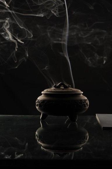 中国历代那些美艳的香炉