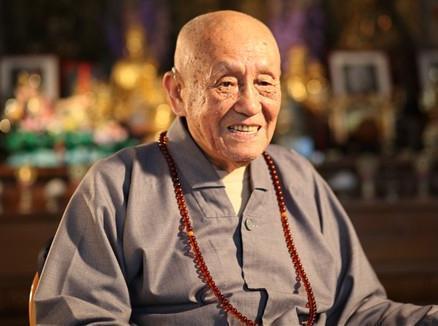 103岁梦参老和尚:我做过的四个梦