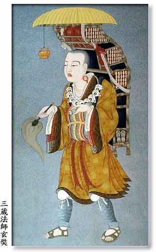 玄奘与丝绸之路上的佛教文化交流