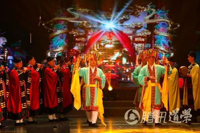 盛世盛年逢盛会丨中国道教协会(西安)第二届道教文化艺术周