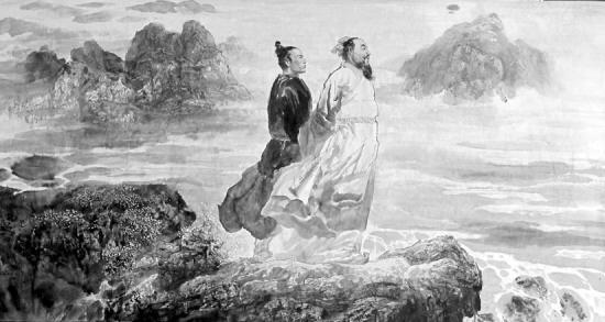 孔子行不通人间世 庄子演绎《大宗师》