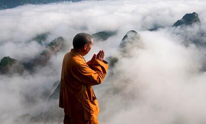 学佛的父亲:寻求精神的一方净土