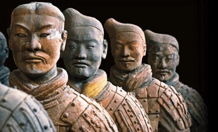 秦始皇兵马俑为何不带头盔?真相令人毛骨悚然