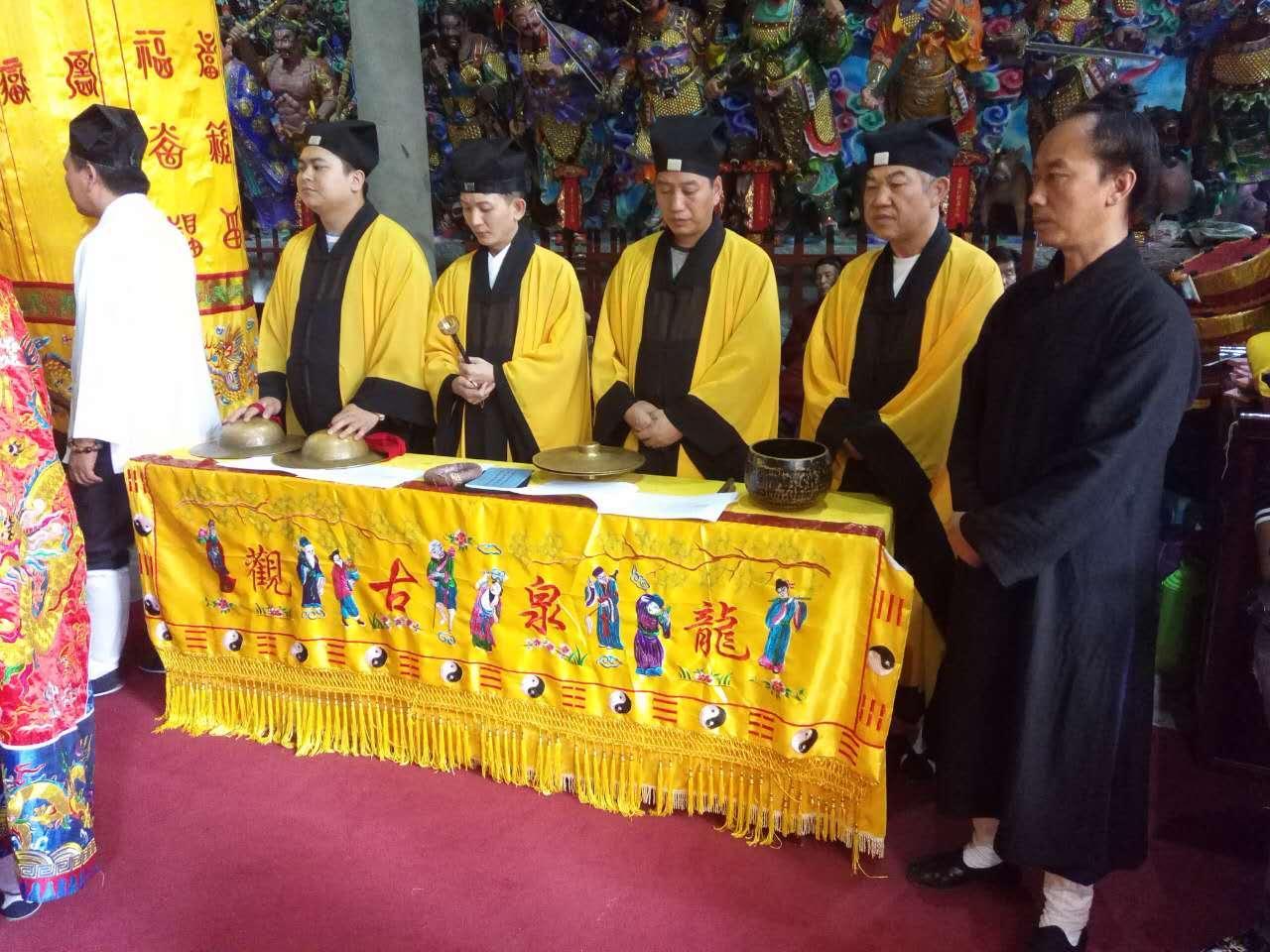 云南省各地协会、宫观庆祝中道协成立60周年