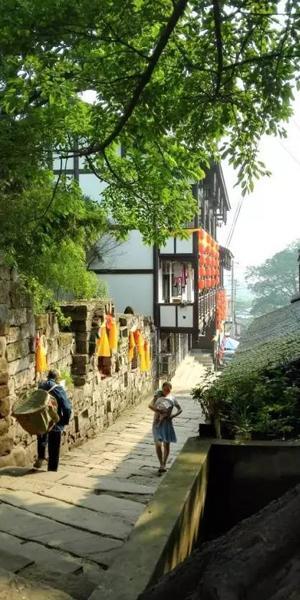 藏在山城重庆的这12座古镇