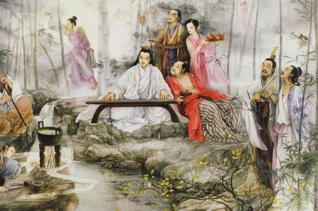曹操的道教情怀:济天汉 至昆仑 见西王母谒东君