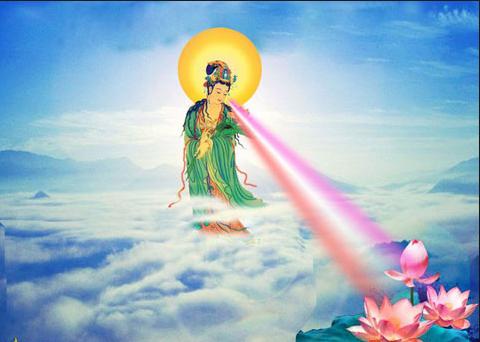 这尊菩萨与观音菩萨同列阿弥陀佛左右 却少有人知!