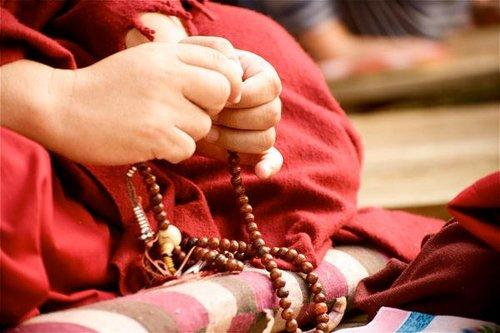 佛的语瑜伽:最高层次的持咒境界