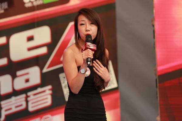 中国好声音第四季上海地区网络招募投票结果公布