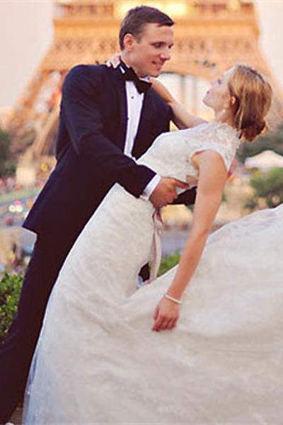 十大热门海外目的地婚礼地点推荐