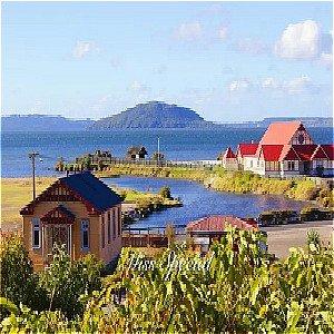 这个蓝天碧海的岛国,让你做足童话梦!