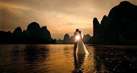 沪上人气婚纱照外景地――山水篇