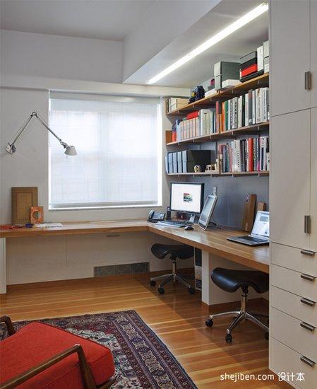 小房间家具摆放效果图