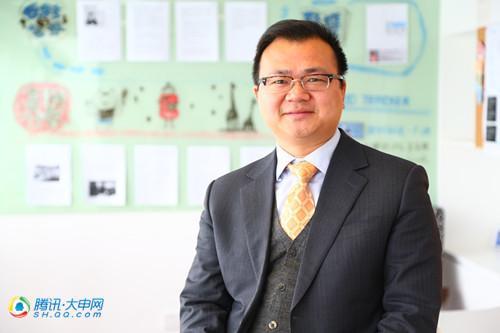 """""""互联网改变生活""""系列访谈——智慧云领导力发展机构CEO陈雪频"""
