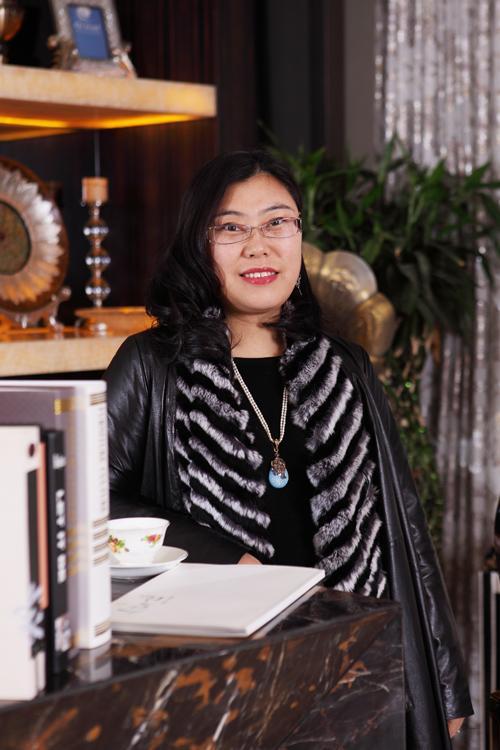 奥邦设计总监沈丽娜个人简介