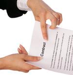 广告承诺以附件写进合同