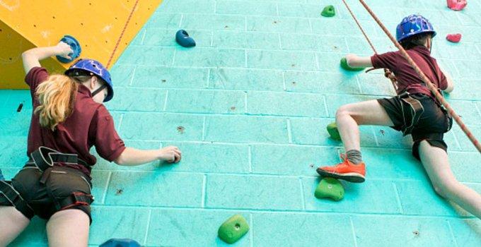 2020年体育单招12月1日起注册 新增攀岩项目
