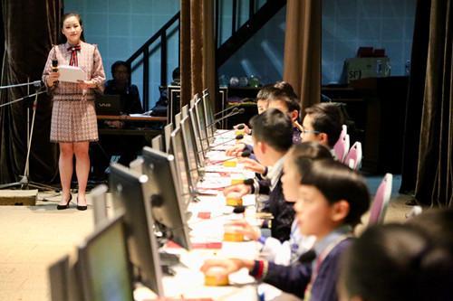上海小学生古诗文大暨古诗文少年心理选拔桂冠小学教育v少年图片