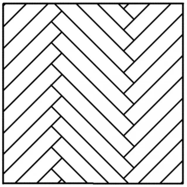 安信[正青春]系列人字拼地板,原来地板可以如此风情