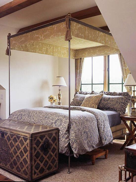 简约雅致 8款自然美式风卧室设计图片