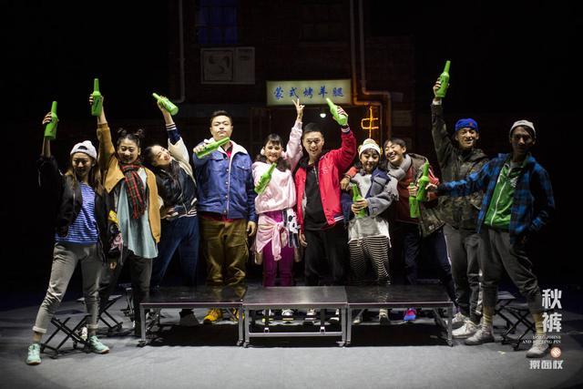 2018上汽·名爵原创华语音乐剧展演季再启航