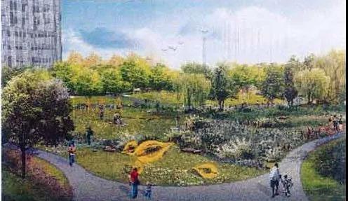 浦东又一特色公园将建二期 紧靠大型体育馆