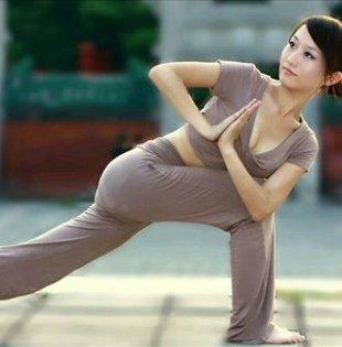 勤做Yoga多健身远离职业病