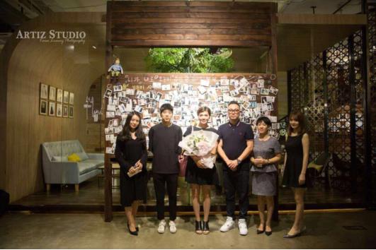 韩国艺匠与世界冠军相遇 共话发展愿景