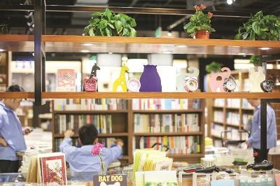 沪各大购物中心里书店+ 能玩多少花样